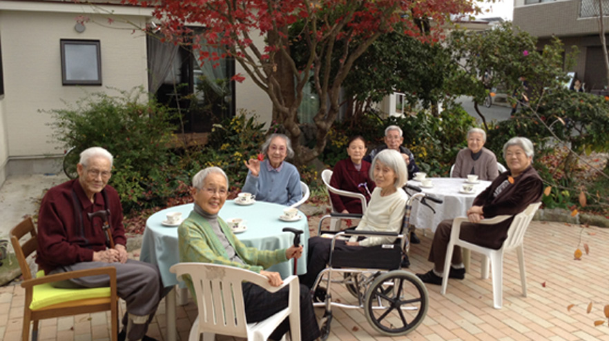 社会福祉法人藤の実会|七樹苑外観